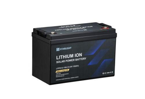 12V150Ah Lithium Battery For Solar